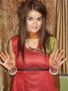 Punjabi young girl tight pink juicy pussy — 15